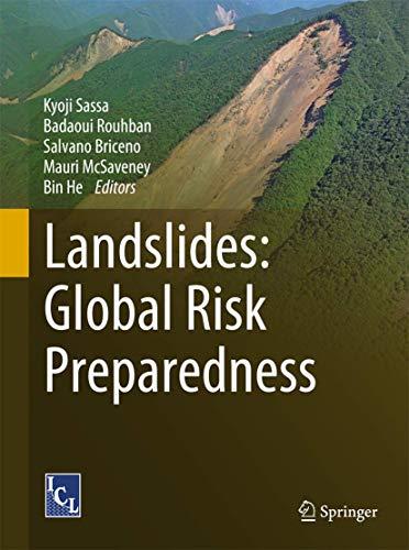 9783642220869: Landslides: Global Risk Preparedness