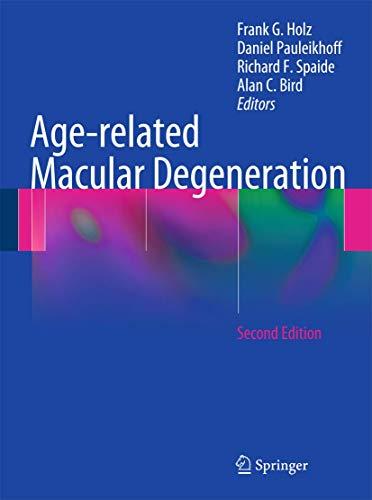 9783642221064: Age-related Macular Degeneration