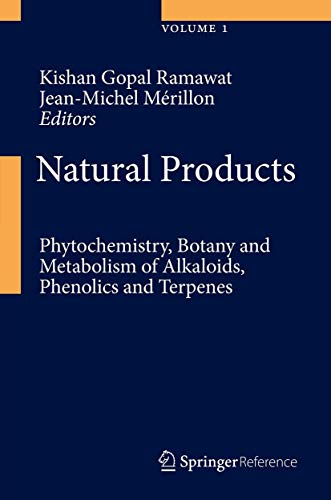 9783642221439: Natural Products: Phytochemistry, Botany and Metabolism of Alkaloids, Phenolics and Terpenes (5 Volume Set)