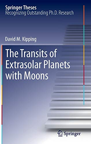 9783642222689: The Transits of Extrasolar Planets with Moons (Springer Theses)