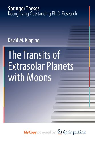 9783642222702: The Transits of Extrasolar Planets with Moons
