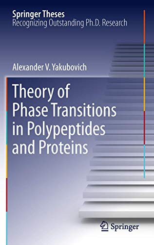 9783642225918: Theory of Phase Transitions in Polypeptides and Proteins (Springer Theses)