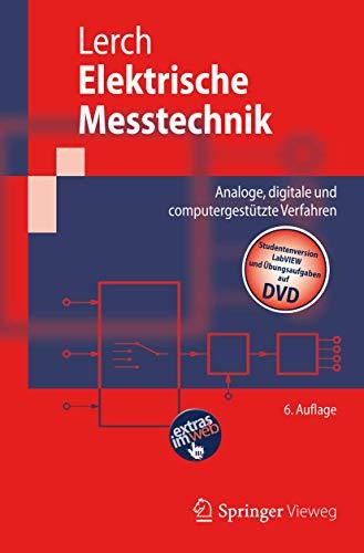 9783642226083: Elektrische Messtechnik: Analoge, digitale und computergestützte Verfahren (Springer-Lehrbuch)