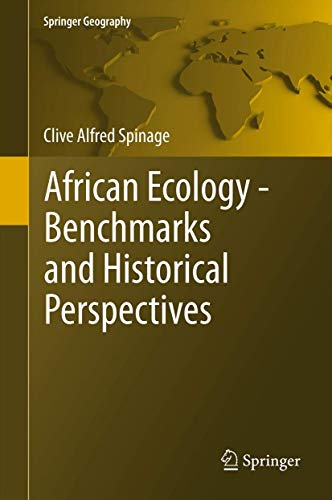 African Ecology: Clive Alfred Spinage