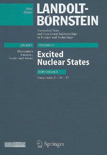 Z = 30-47. Excited Nuclear States: Zoya N. Soroko