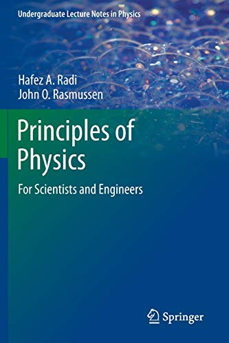 9783642230257: Principles of Physics: For Scientists and Engineers (Undergraduate Lecture Notes in Physics)
