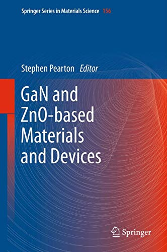 9783642235207: GaN and ZnO-based Materials and Devices (Springer Series in Materials Science)