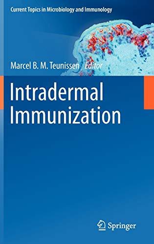 Intradermal Immunization: Marcel B. M. Teunissen