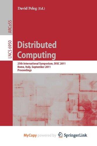 9783642241017: Distributed Computing
