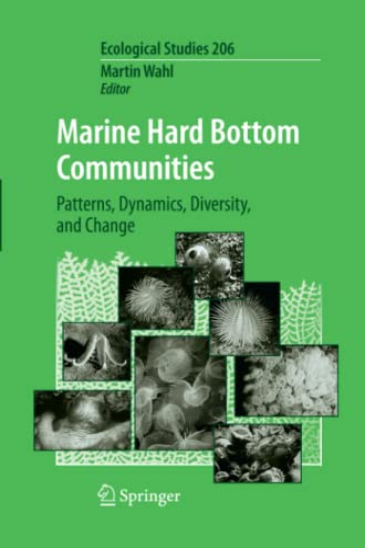 9783642242410: Marine Hard Bottom Communities: Patterns, Dynamics, Diversity, and Change (Ecological Studies)