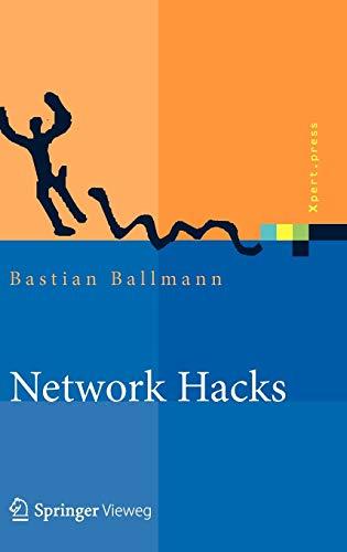 Network Hacks - Intensivkurs: Bastian Ballmann
