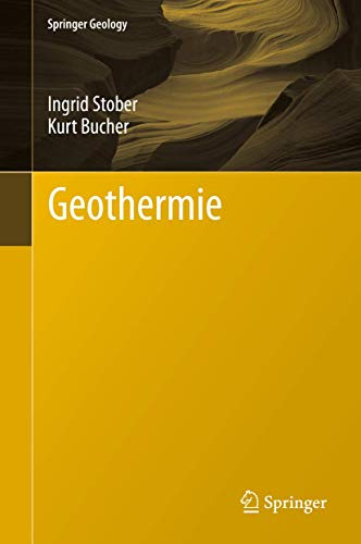 9783642243301: Geothermie (German Edition)