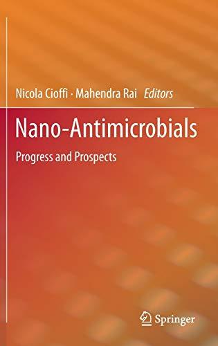 Nano-Antimicrobials: Nicola Cioffi