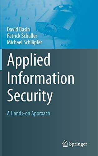 9783642244735: Applied Information Security: A Hands-on Approach