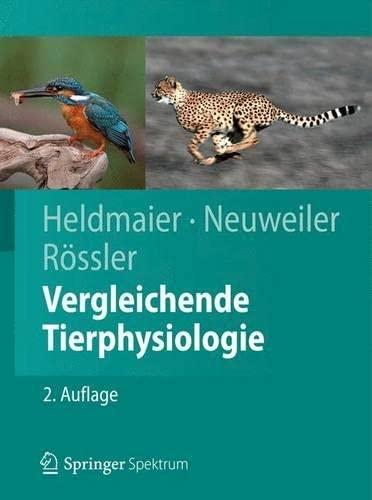 9783642251542: Vergleichende Tierphysiologie (Springer-Lehrbuch)