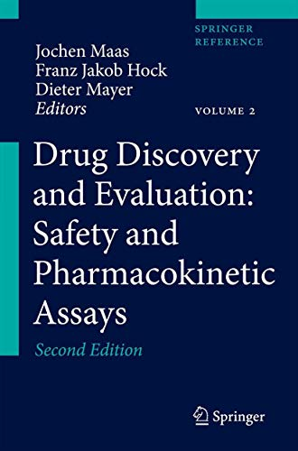 9783642252419: Drug Discovery and Evaluation: Safety and Pharmacokinetic Assays