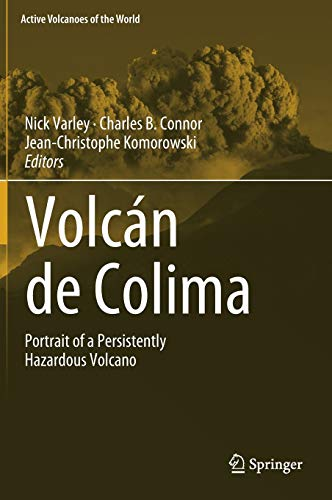 9783642259104: Volcán de Colima: Managing the Threat (Active Volcanoes of the World)