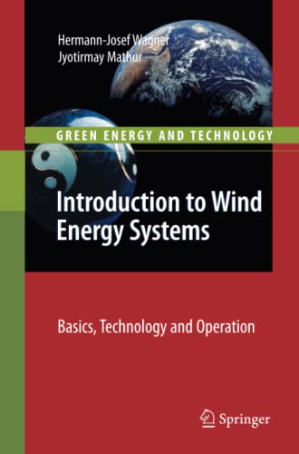 Introduction to Wind Energy Systems: Hermann-Josef Wagner