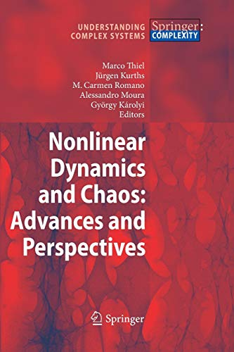 9783642263453: Nonlinear Dynamics and Chaos: Advances and Perspectives (Understanding Complex Systems)