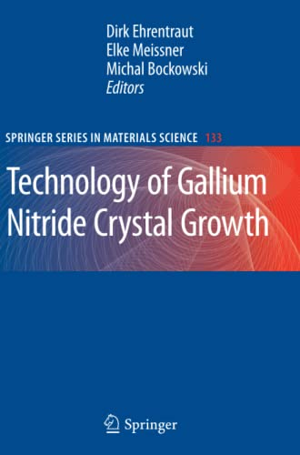 9783642263897: Technology of Gallium Nitride Crystal Growth (Springer Series in Materials Science)