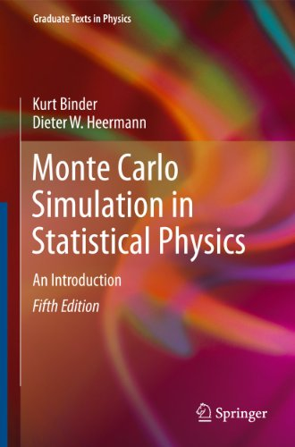 9783642264467: Monte Carlo Simulation in Statistical Physics: An Introduction (Graduate Texts in Physics)