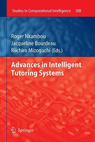 9783642264528: Advances in Intelligent Tutoring Systems (Studies in Computational Intelligence)