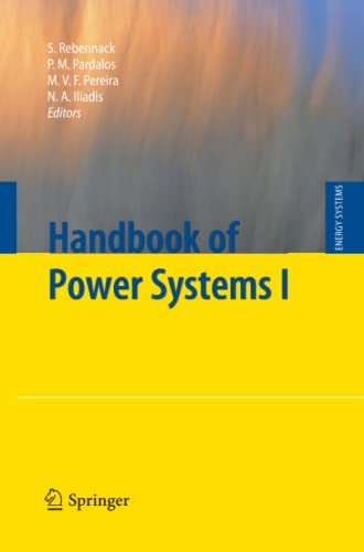 9783642264689: Handbook of Power Systems I (Energy Systems)
