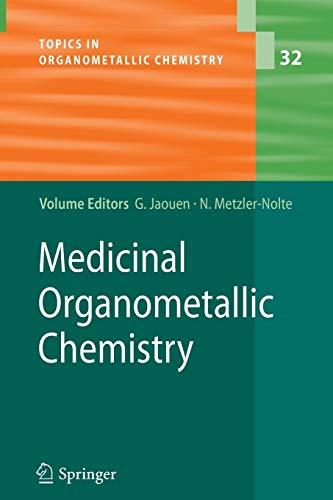 Medicinal Organometallic Chemistry: Gérard Jaouen