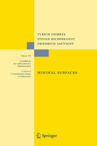 9783642265273: Minimal Surfaces (Grundlehren der mathematischen Wissenschaften)