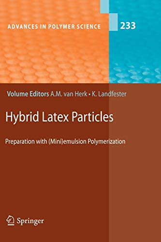 Hybrid Latex Particles Preparation with Miniemulsion Polymerization