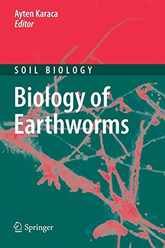 9783642265945: Biology of Earthworms (Soil Biology)