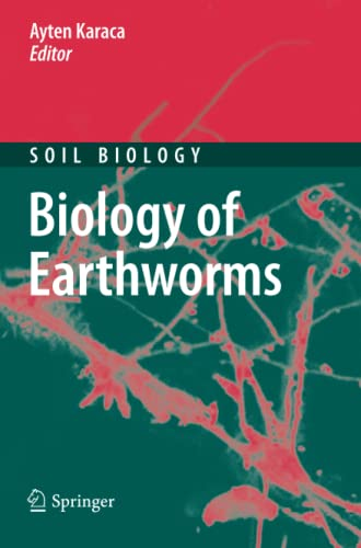 9783642265945: Biology of Earthworms (Soil Biology)