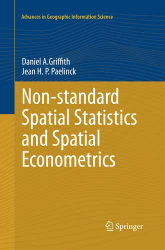 9783642266690: Non-standard Spatial Statistics and Spatial Econometrics (Advances in Geographic Information Science)
