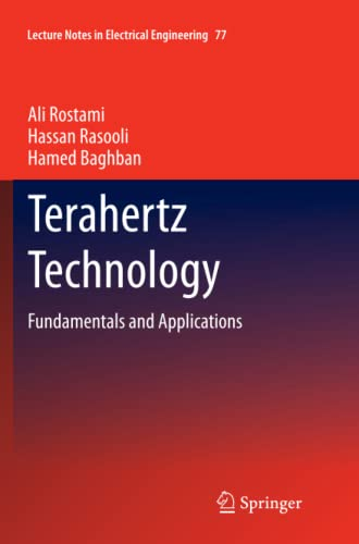 9783642266720: Terahertz Technology: Fundamentals and Applications (Lecture Notes in Electrical Engineering)