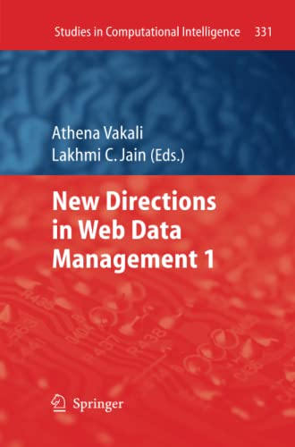 9783642266904: New Directions in Web Data Management 1 (Studies in Computational Intelligence)
