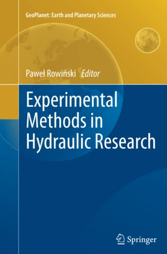 9783642268052: Experimental Methods in Hydraulic Research (GeoPlanet: Earth and Planetary Sciences)