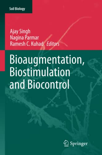 9783642268458: Bioaugmentation, Biostimulation and Biocontrol