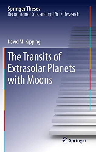 9783642271205: The Transits of Extrasolar Planets with Moons (Springer Theses)