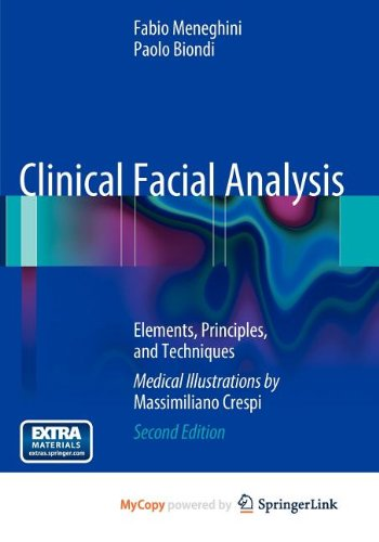 9783642272295: Clinical Facial Analysis: Elements, Principles, and Techniques