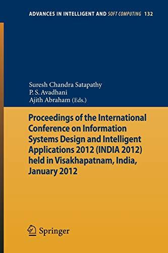 Proceedings of the International Conference on Information: Suresh Chandra Satapathy
