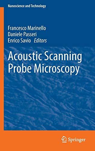 9783642274930: Acoustic Scanning Probe Microscopy (NanoScience and Technology)