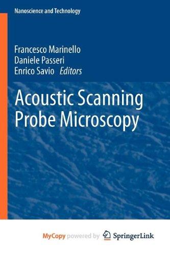 9783642274954: Acoustic Scanning Probe Microscopy