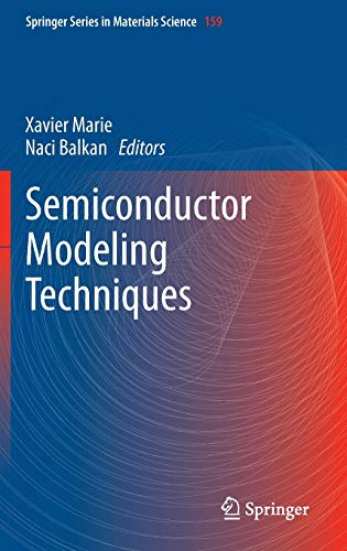 9783642275111: Semiconductor Modeling Techniques (Springer Series in Materials Science)
