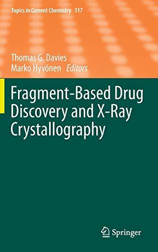 Fragment-Based Drug Discovery and X-Ray Crystallography: Thomas G. Davies