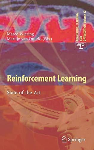Reinforcement Learning: Marco Wiering
