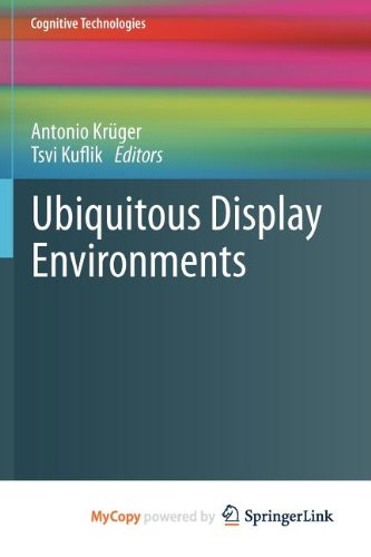 9783642276644: Ubiquitous Display Environments