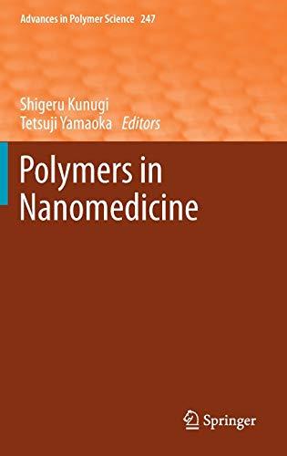 Polymers in Nanomedicine (Hardback)