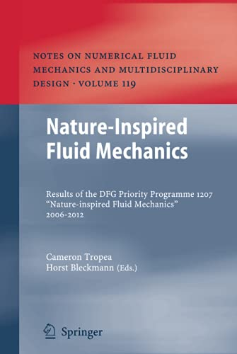 Nature-Inspired Fluid Mechanics: Cameron Tropea
