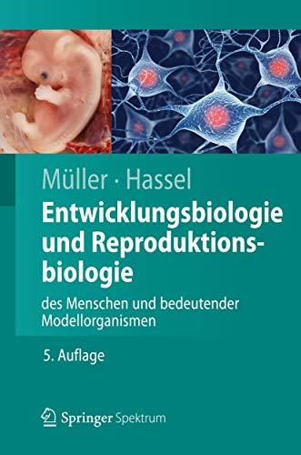 9783642283826: Entwicklungsbiologie und Reproduktionsbiologie des Menschen und bedeutender Modellorganismen (Springer-Lehrbuch) (German Edition)