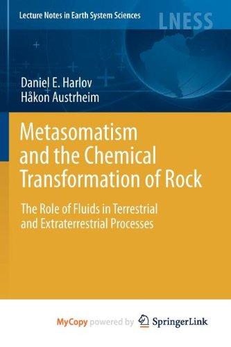 9783642283956: Metasomatism and the Chemical Transformation of Rock: The Role of Fluids in Terrestrial and Extraterrestrial Processes